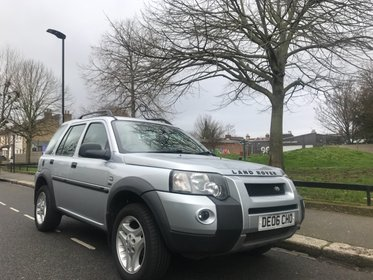 Land Rover Freelander TD4 HSE+Automatic+Heated Leather+FSH