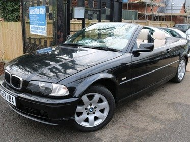 BMW 3 SERIES 318CI
