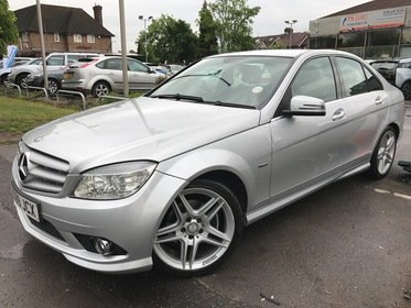 Mercedes C Class C 250 CDI BLUEEFFICIENCY SPORT