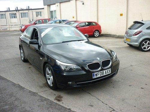BMW 520 520d SE Finance Available