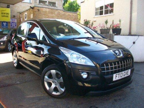 Peugeot 3008 1.6 HDI FAP 115 ACTIVE