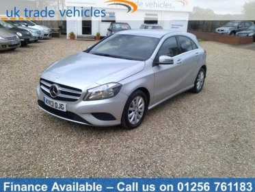 Mercedes A Class 1.5 A 180 CDI BLUE EFFICIENCY SE