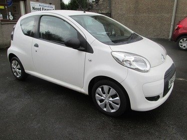 Citroen C1 1.0I VT 68HP WITH ONLY 30667 MILES - DRIVE AWAY TODAY -