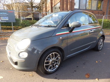 Fiat 500 Twin Air Lounge (s/s)