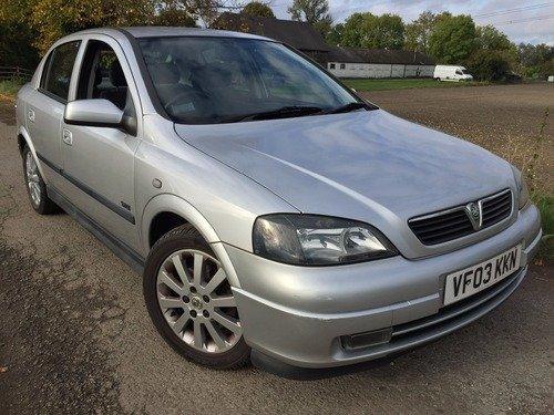 Vauxhall Astra 2.0 DTI 16V SXI