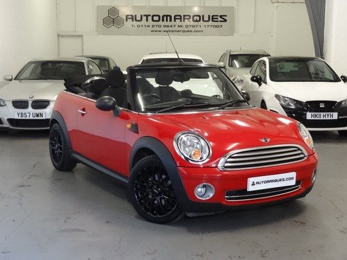 MINI Convertible 1.6I 16V ONE CONVERTIBLE