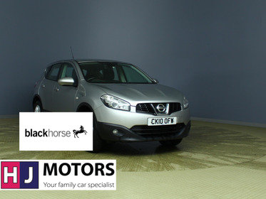 Nissan Qashqai ACENTA 1.5 DCI Finance Available