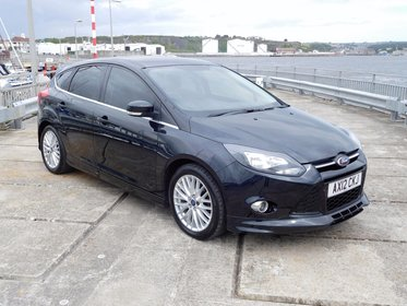 Ford Focus 2.0 TDCI ZETEC S 163PS