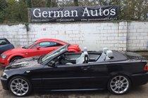BMW 3 SERIES 320 Ci 2.2 M SPORT CONVERTIBLE