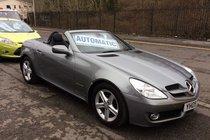 Mercedes SLK SLK 200 Kompressor BUY NO DEP & £46 A WEEK T&C