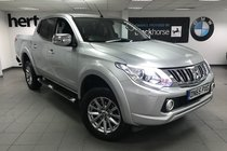 Mitsubishi L200 Di-d 4X4 Warrior Double Cab- NEW SHAPE- + Keyless Go/ Navigation/Leather/Xenons ++++
