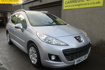 Peugeot 207 HDI SW ACTIVE - CAR NOW SOLD -