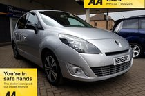 Renault Scenic GRAND DYNAMIQUE TOMTOM BOSE PACK DCI