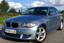 BMW 1 SERIES 120i SPORT COUPE