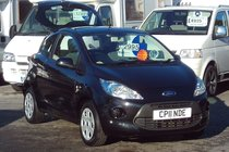 Ford Ka 1.2 EDGE 49,000 MILES LOW INSURANCE GROUP £30 ROAD TAX IDEAL FIRST CAR