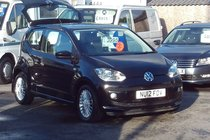 Volkswagen Up HIGH UP 1.0 61,000 MILES SERVICE HISTORY LOW INSURANCE GROUP