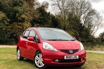 Honda Jazz 1.4 I-VTEC EX I-SHIFT Petrol Automatic