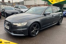 Audi A6 Avant 2.0 TDI Black Edition Multitronic 5dr