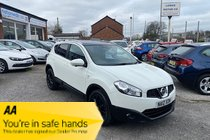 Nissan Qashqai DCI N-TEC PLUS IS