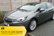 Vauxhall Astra ELITE NAV leather CDTI