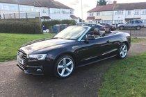 Audi A5 S line 2.0 TFSI 211PS