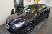 BMW 5 SERIES 535d M Sport