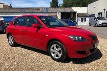 Mazda 3 TS