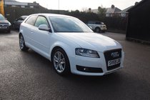 Audi A3 1.9 TDIe Sport GR8 MPG ! £20 A YEAR ROAD TAX 99% FINANCE APPROVAL !