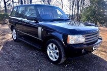 Land Rover Range Rover TD6 VOGUE #4x4 #FinanceAvailable #Auto