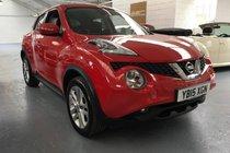 Nissan Juke ACENTA DIG-T ONLY 30300 MILES!!