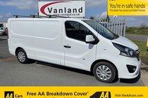 Vauxhall Vivaro 2900 L2H1 CDTI P/V SPORTIVE ECOFLEX S/S