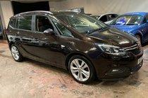 Vauxhall Zafira SRI NAV
