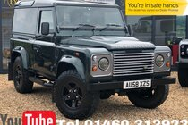Land Rover Defender COUNTY HARD TOP