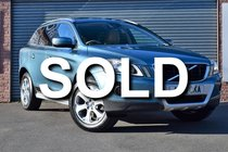 Volvo XC60 D DRIVE SE LUX **SOLD**