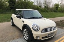 MINI Cooper Convertible ONE