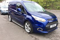 Ford Connect 200 LIMITED P/V