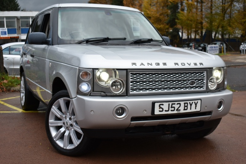 land rover range rover 3 0 td6 vogue tvs glasgow ltd. Black Bedroom Furniture Sets. Home Design Ideas