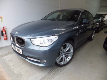 BMW 5 GRAN TURISMO 530d SE GRAN TURISMO