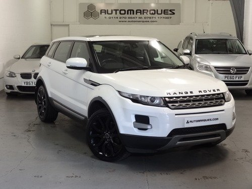 Land Rover Range Rover Evoque 2.2 SD4 4WD PURE [TECH PACK] 190HP