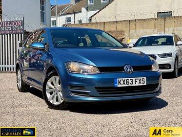 Volkswagen Golf SE TDI BLUEMOTION TECHNOLOGY DSG