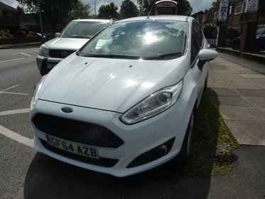 Ford Fiesta 1.0T ECOBOOST S/S TITANIUM 125PS