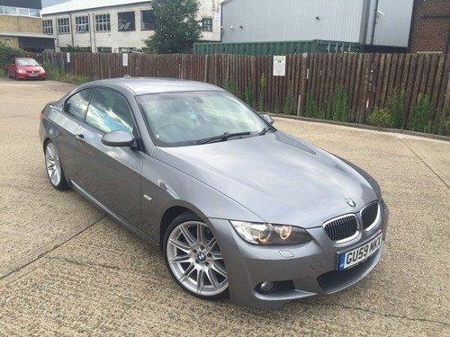 BMW 3 SERIES 3.0 330d M Sport Highline 2dr
