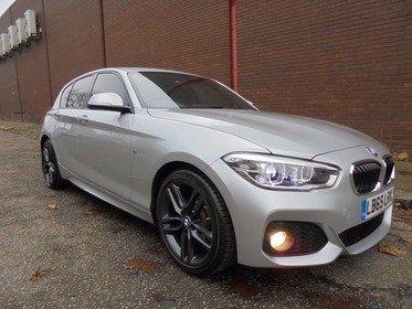 BMW 1 SERIES 116d M SPORT AUTOMATIC