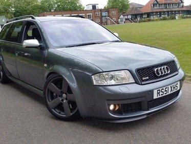 Audi RS6 4.2 QUATTRO AVANT