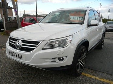 Volkswagen Tiguan 2.0 TDI S 4MOTION 140PS