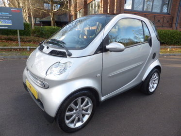 Smart City Coupe Passion Softtouch (61BHP)