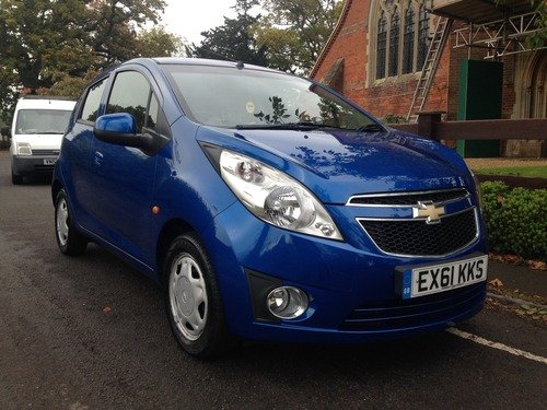 Chevrolet Spark 1.2 LS GREAT VALUE, WITH AIR CONDITIONING, 1 OWNER FULL SERVICE HISTORY