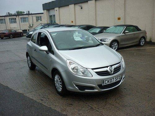 Vauxhall Corsa 1.0I 12V LIFE A/C Finance Available