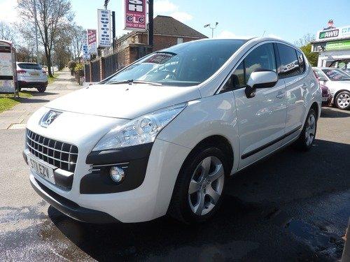 Peugeot 3008 1.6 HDI FAP 112 SPORT