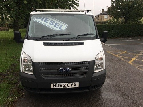 Ford Transit T280 Low Roof 100ps 6 Speed
